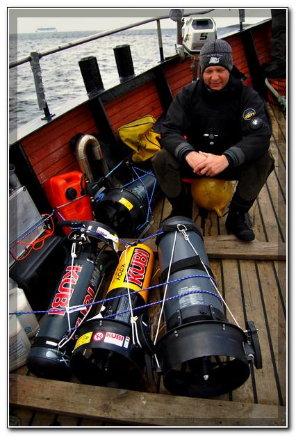 TechTrip - Baltic Sea 05/2014